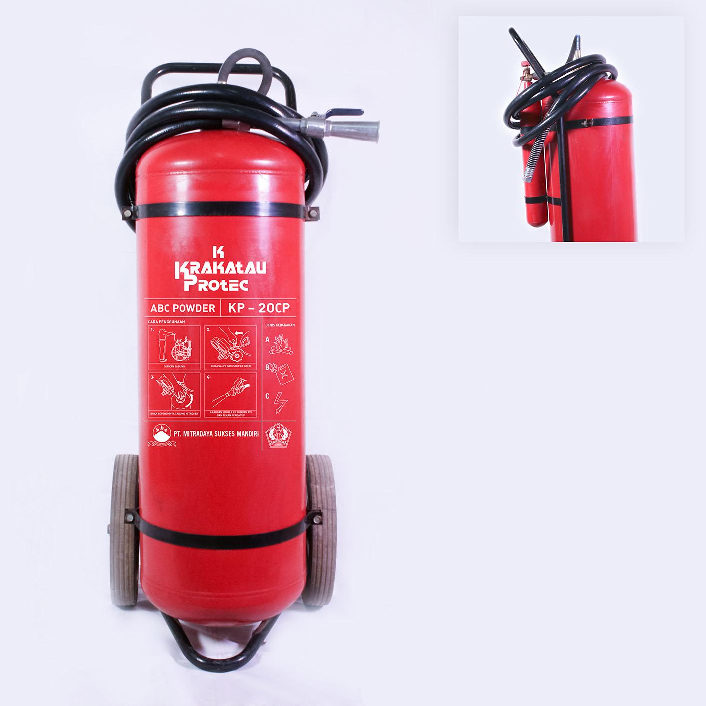 Cartridge Powder 20 Kg / KP20CP