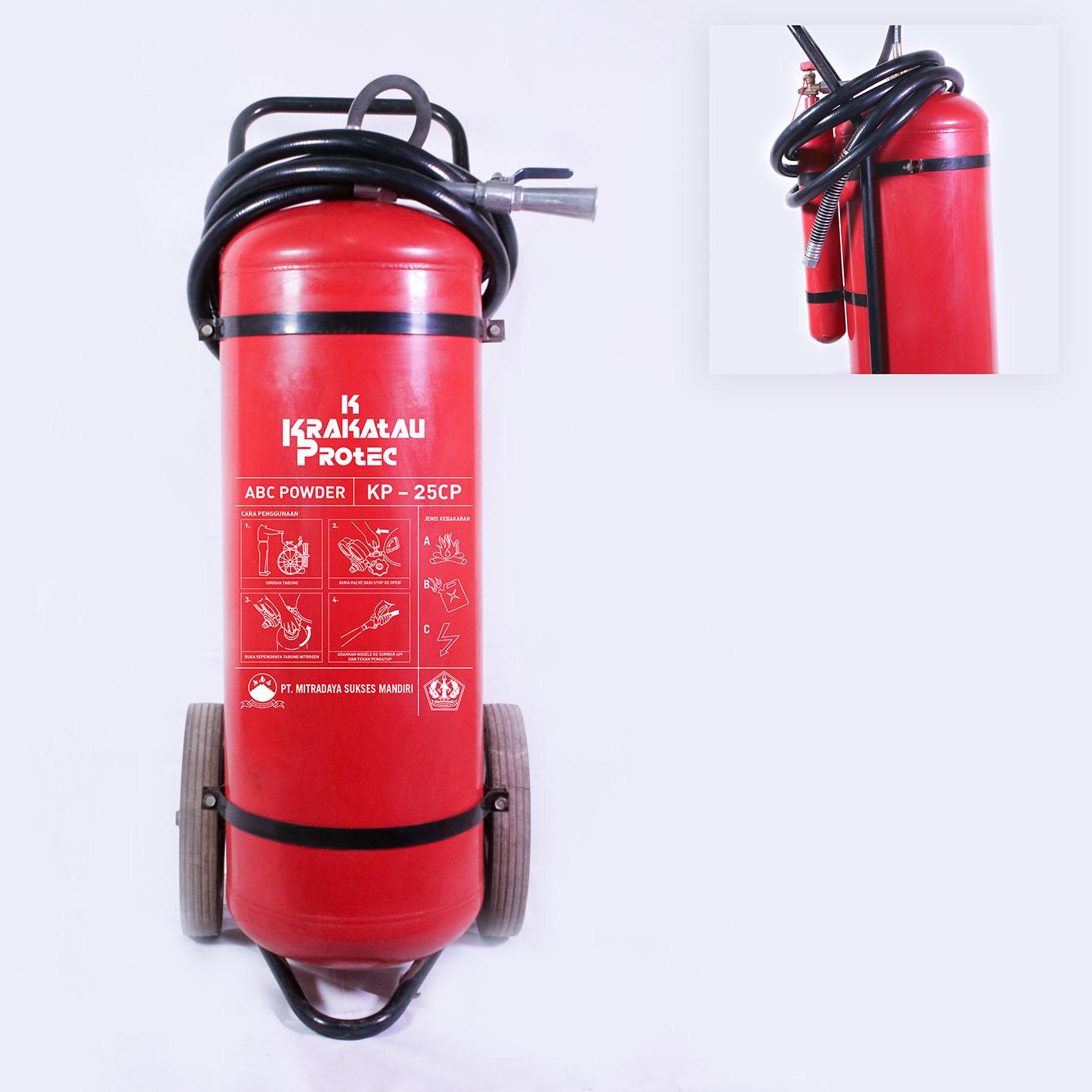 Cartridge Powder 25 Kg / KP25CP
