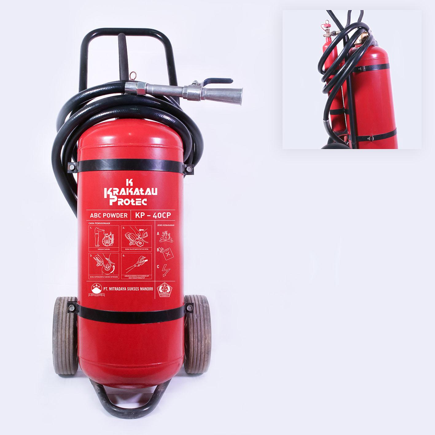 Cartridge Powder 40 Kg / KP40CP