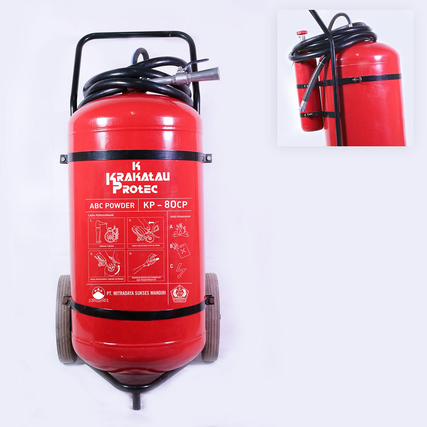 Cartridge Powder 80 Kg / KP80CP
