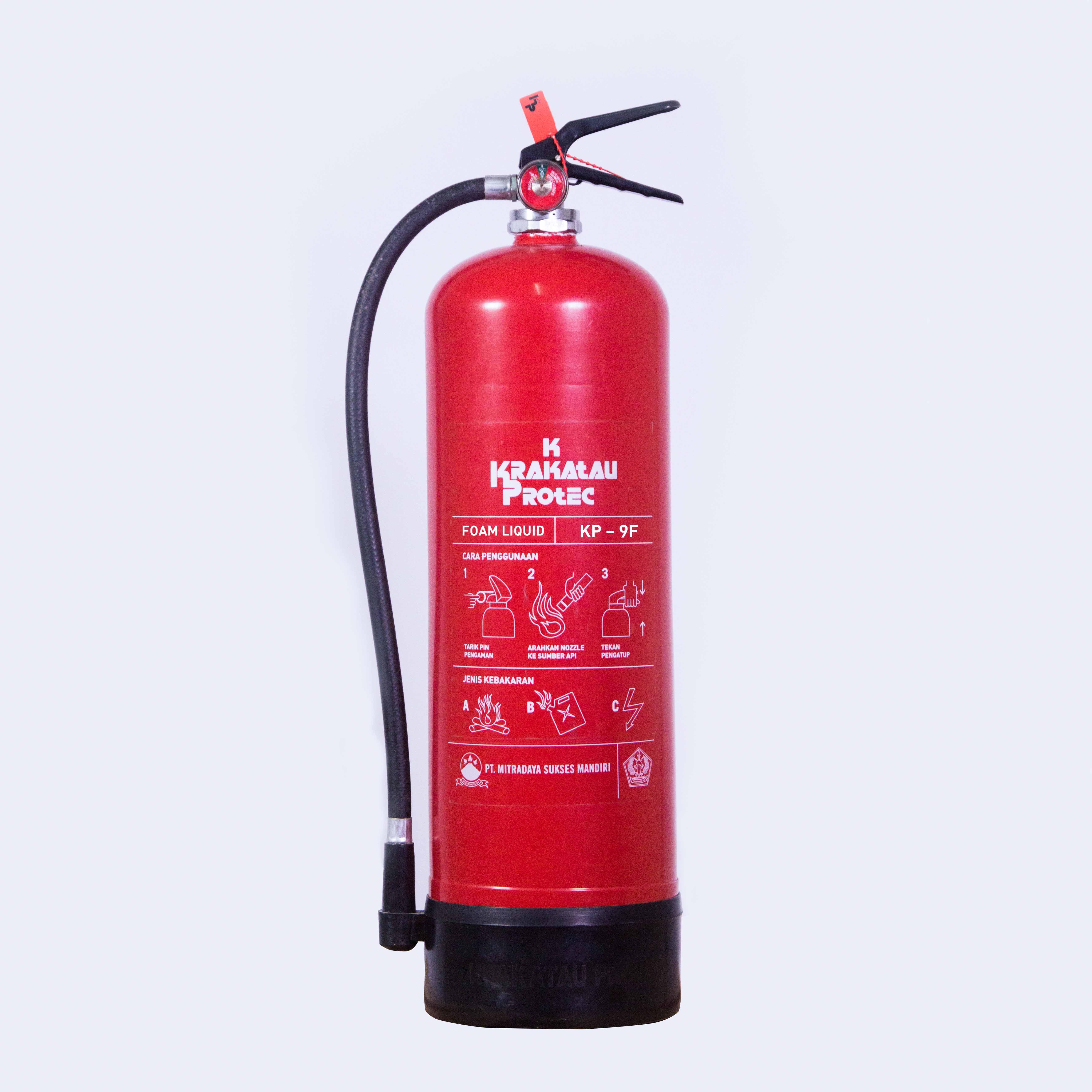 Foam Liquid 9 Kg / KP9F