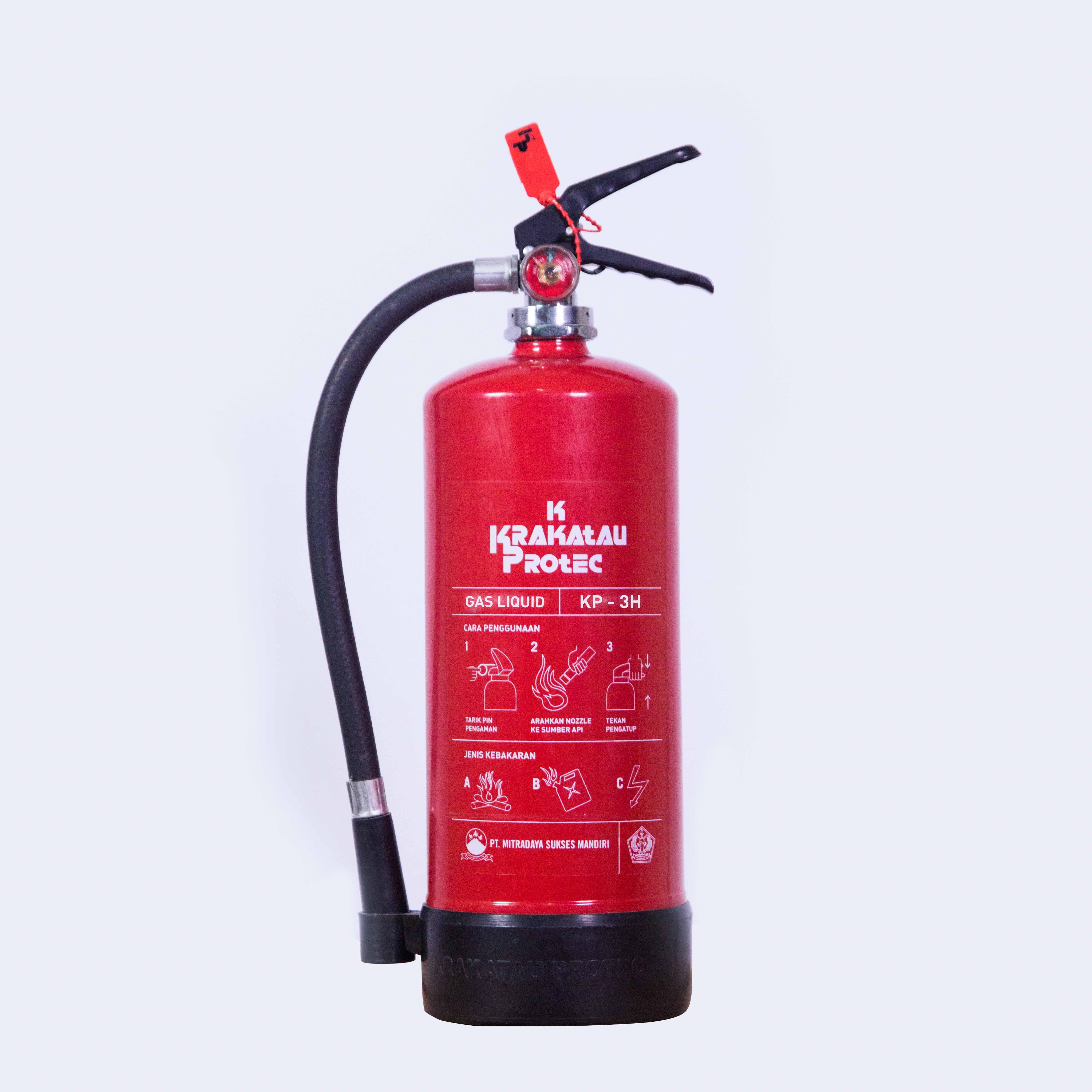 Gas Liquid 3 Kg / KP3H