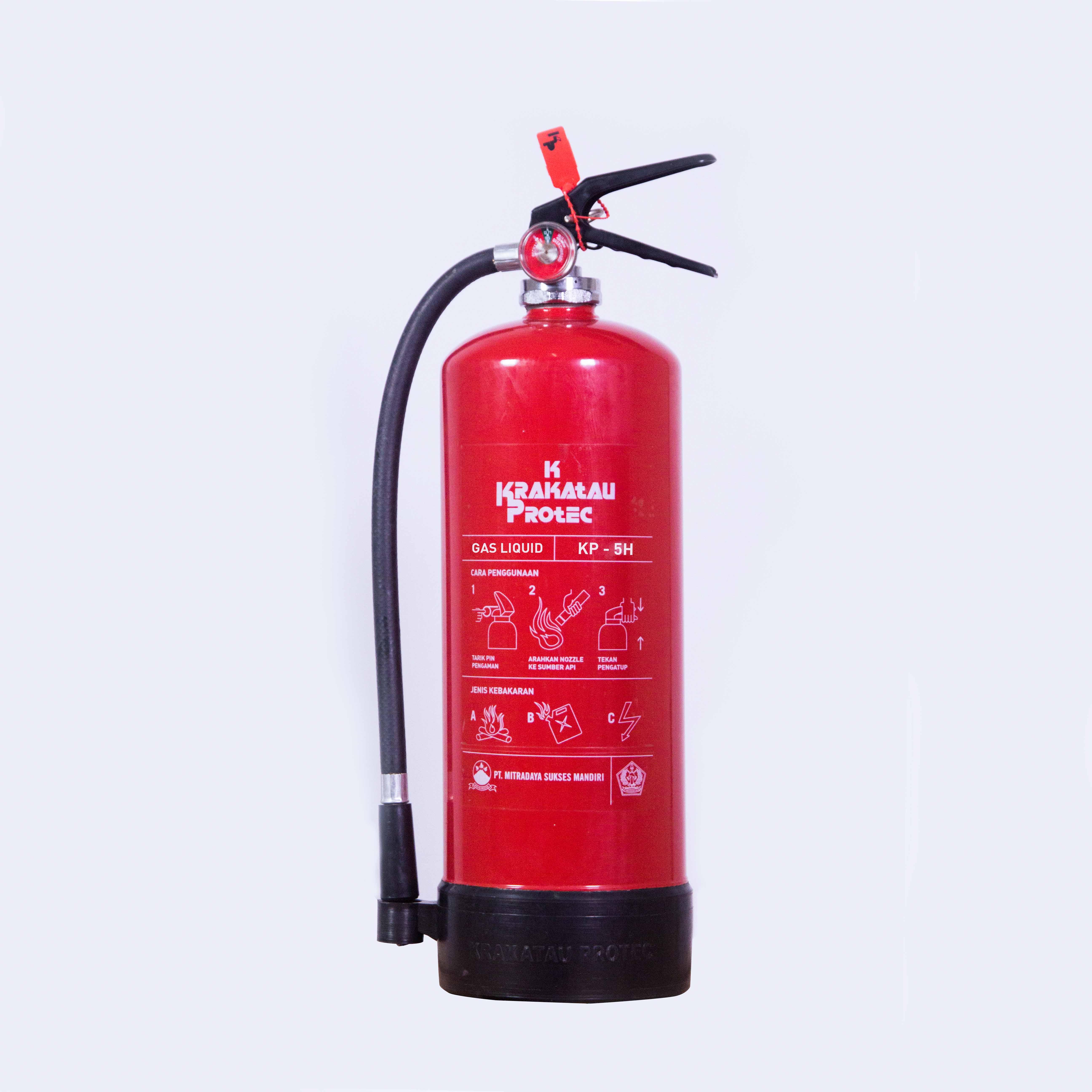 Gas Liquid 5 Kg / KP5H