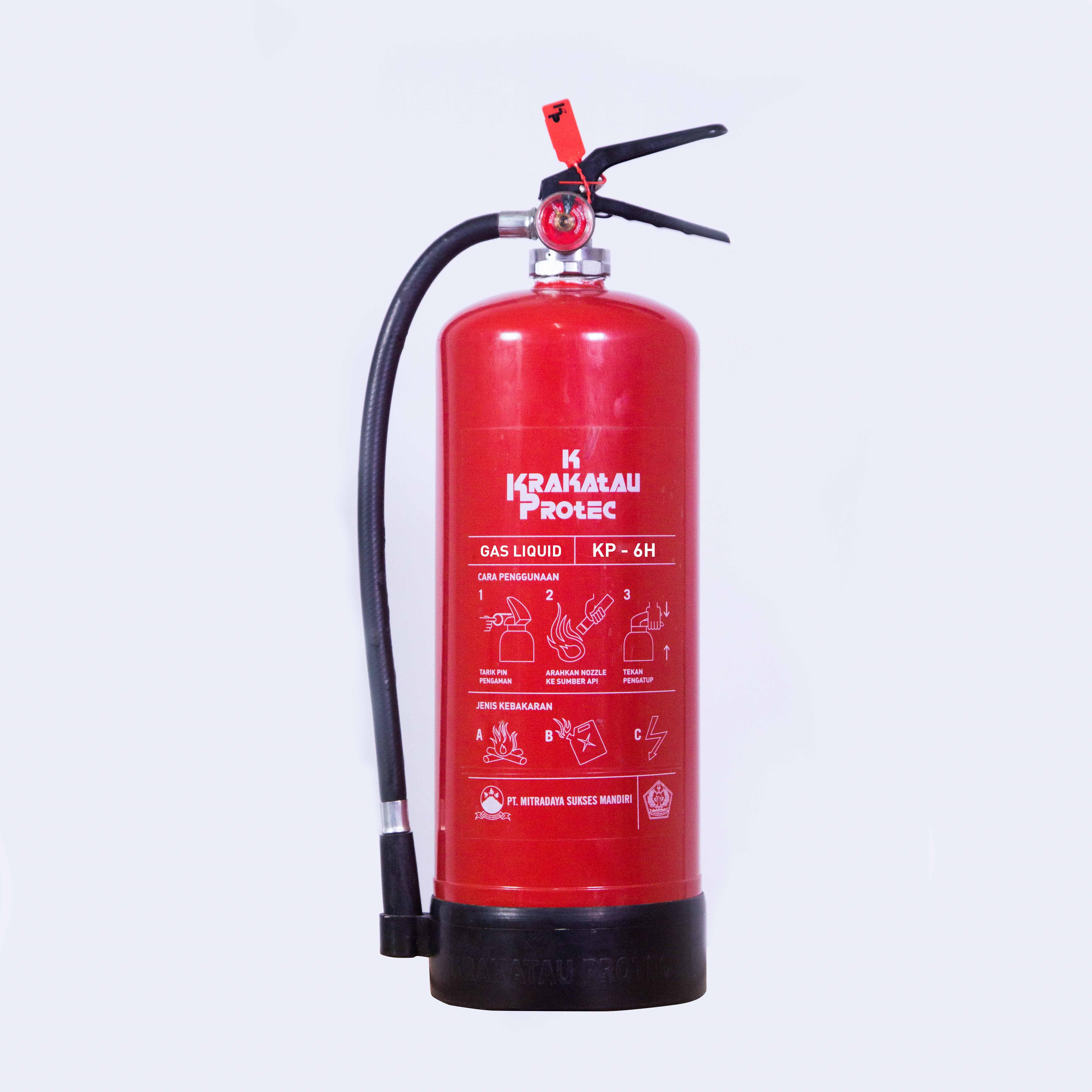 Gas Liquid 6 Kg / KP6H