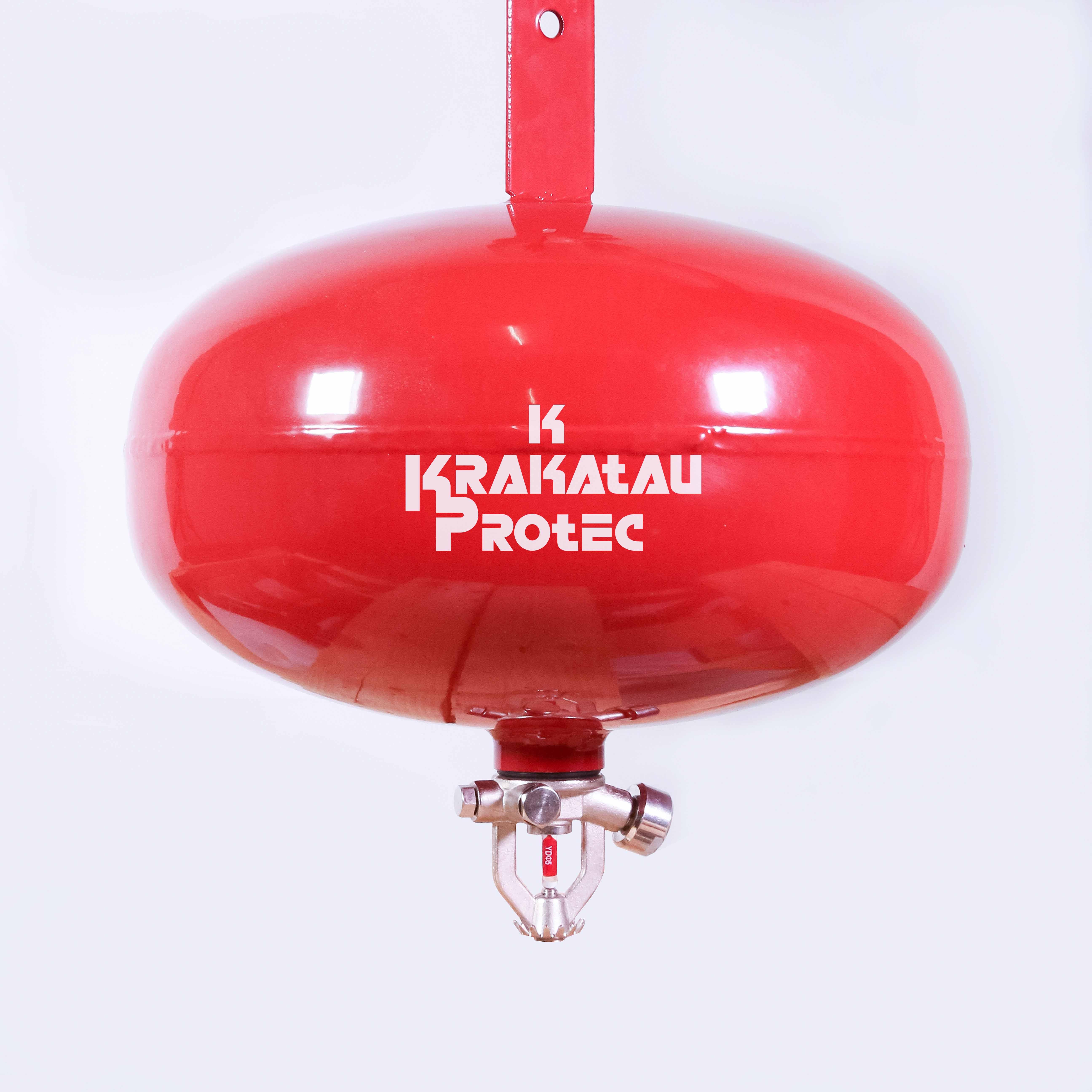 Gas Liquid Thermatic 5 Kg / KP5H